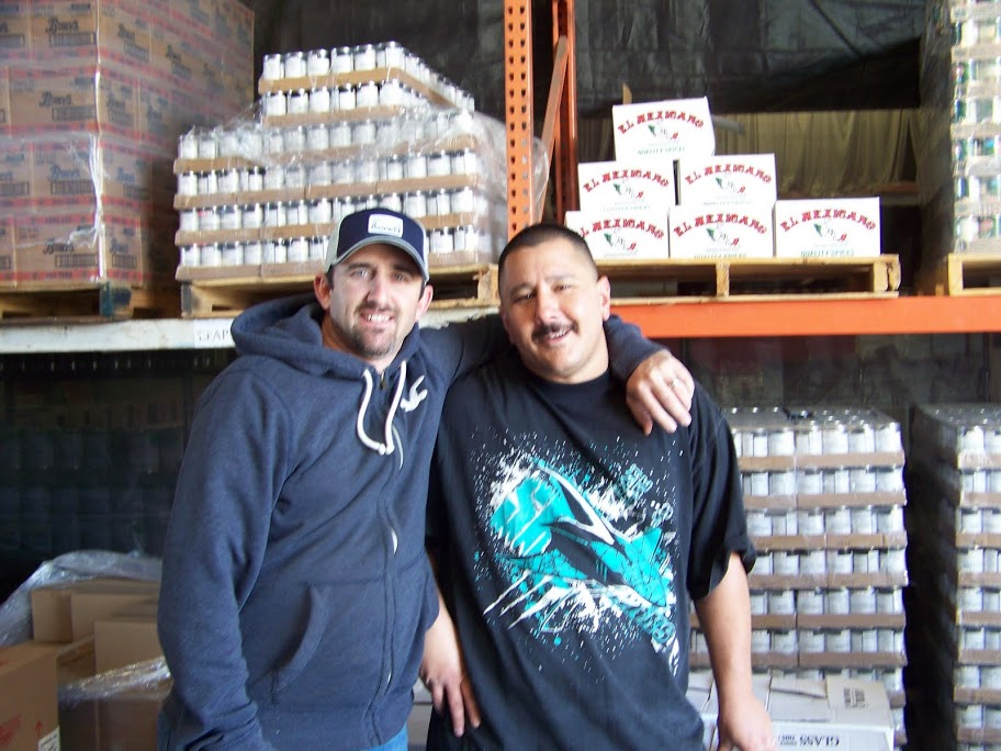 Madera County Food Bank Volunteers