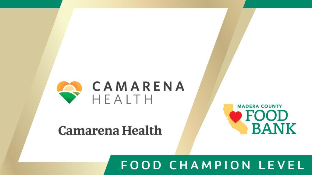 MCFB Food Champions Sponsorship Food Champion