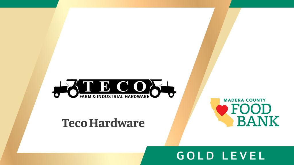 MCFB Food Champions Sponsorship Gold